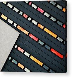 Facade Acrylic Prints
