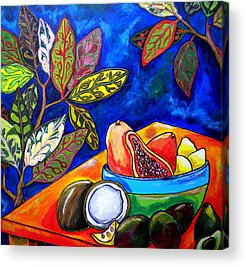 Mango Acrylic Prints