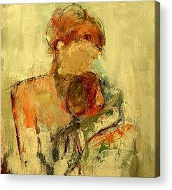 Mother Figure Acrylic Prints
