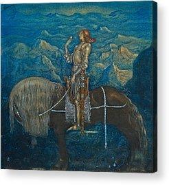 Swedish Painters Acrylic Prints