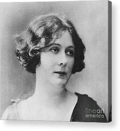 Isadora Duncan Acrylic Prints
