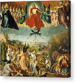 The Last Judgement Acrylic Prints