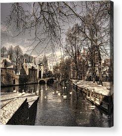 Belgium Acrylic Prints