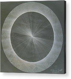 Inverse Square Law Acrylic Prints