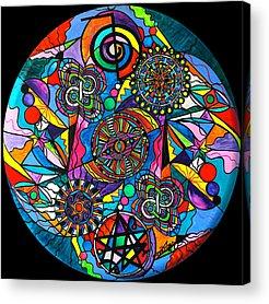 Sacred Geometry Acrylic Prints