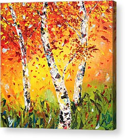 Seasonal Acrylic Prints