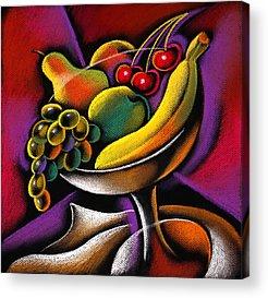 Bananas Acrylic Prints