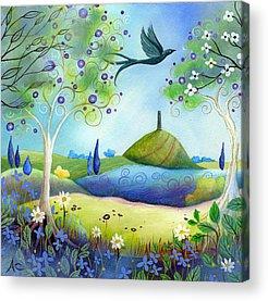 Amanda Clark Acrylic Prints