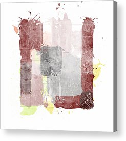 Loose Style Digital Art Acrylic Prints
