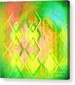 Stained Acrylic Prints