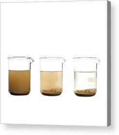 Soil Science Acrylic Prints