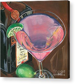 Cocktails Acrylic Prints