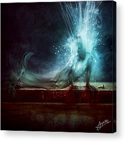 The Pain Acrylic Prints