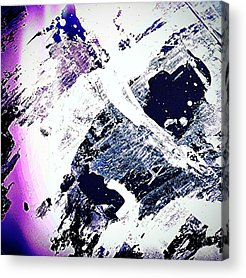 Color Contrast Acrylic Prints