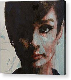 Audrey Hepburn Acrylic Prints