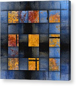 Geometrical Acrylic Prints