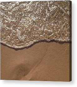 Sand Acrylic Prints