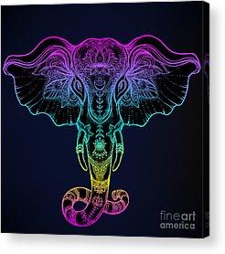 Thailand Acrylic Prints