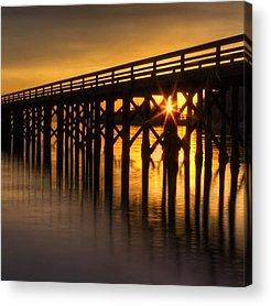 Sunset Acrylic Prints