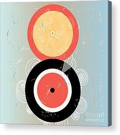 Shade Acrylic Prints