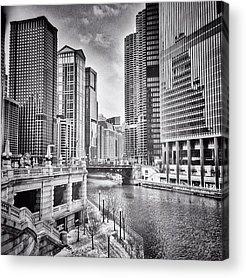 Cityscape Acrylic Prints