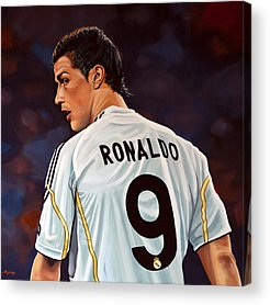 Soccer Acrylic Prints