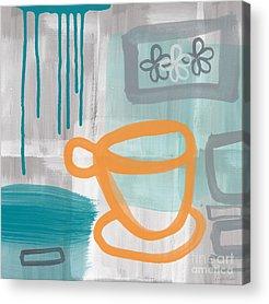 Orange Acrylic Prints