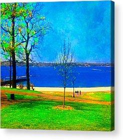 Beach Acrylic Prints