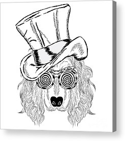 Wizard Hat Acrylic Prints