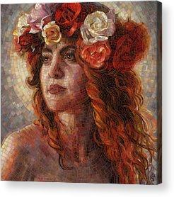 Mosaic Acrylic Prints