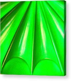 Green Acrylic Prints