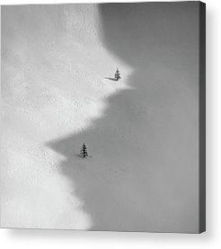 Slope Acrylic Prints
