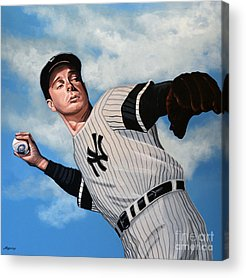 New York Yankees Acrylic Prints