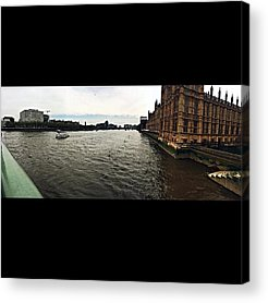 London Skyline Acrylic Prints