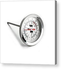 Thermometer Acrylic Prints