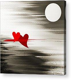 Andee Design Black Acrylic Prints