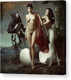Venus Acrylic Prints