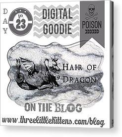 Dragon Acrylic Prints