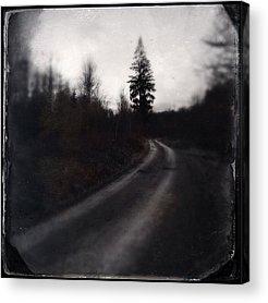 Track Acrylic Prints