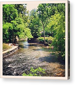 River Acrylic Prints