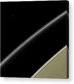 Pale Blue Dot Acrylic Prints