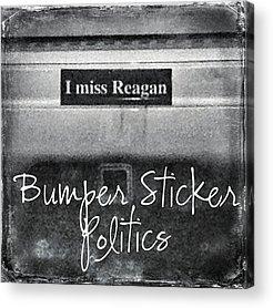Political Acrylic Prints