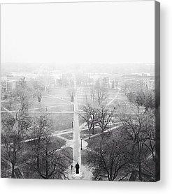 Ohio State Acrylic Prints