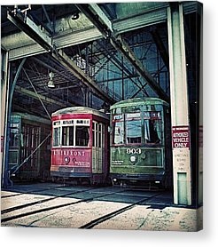 New Orleans Acrylic Prints