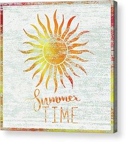 Summertime Acrylic Prints