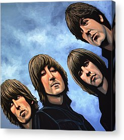 Paul Mccartney Acrylic Prints