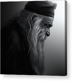 Wise Man Acrylic Prints