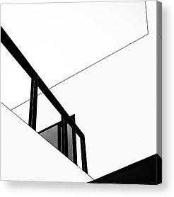 Balustrade Acrylic Prints