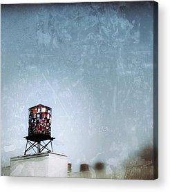 Streetart Acrylic Prints