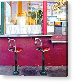 Restaurant Acrylic Prints